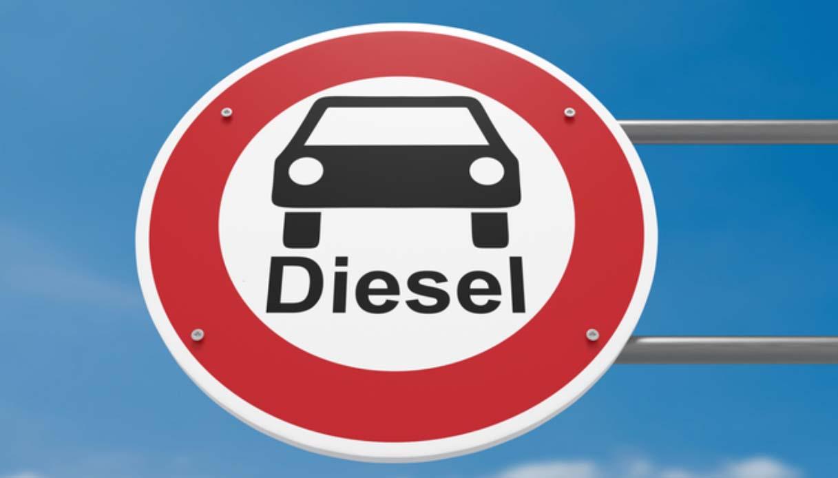 Dal 2020 via il Diesel dal mercato