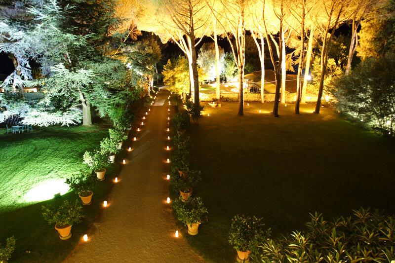 illuminazione led vialetti