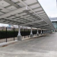 Tettoia auto fotovoltaica: Caratteristiche e Vantaggi