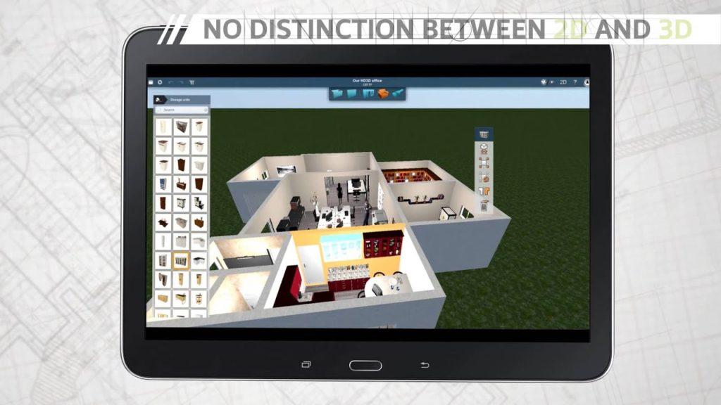 home design 3d app per smartphone