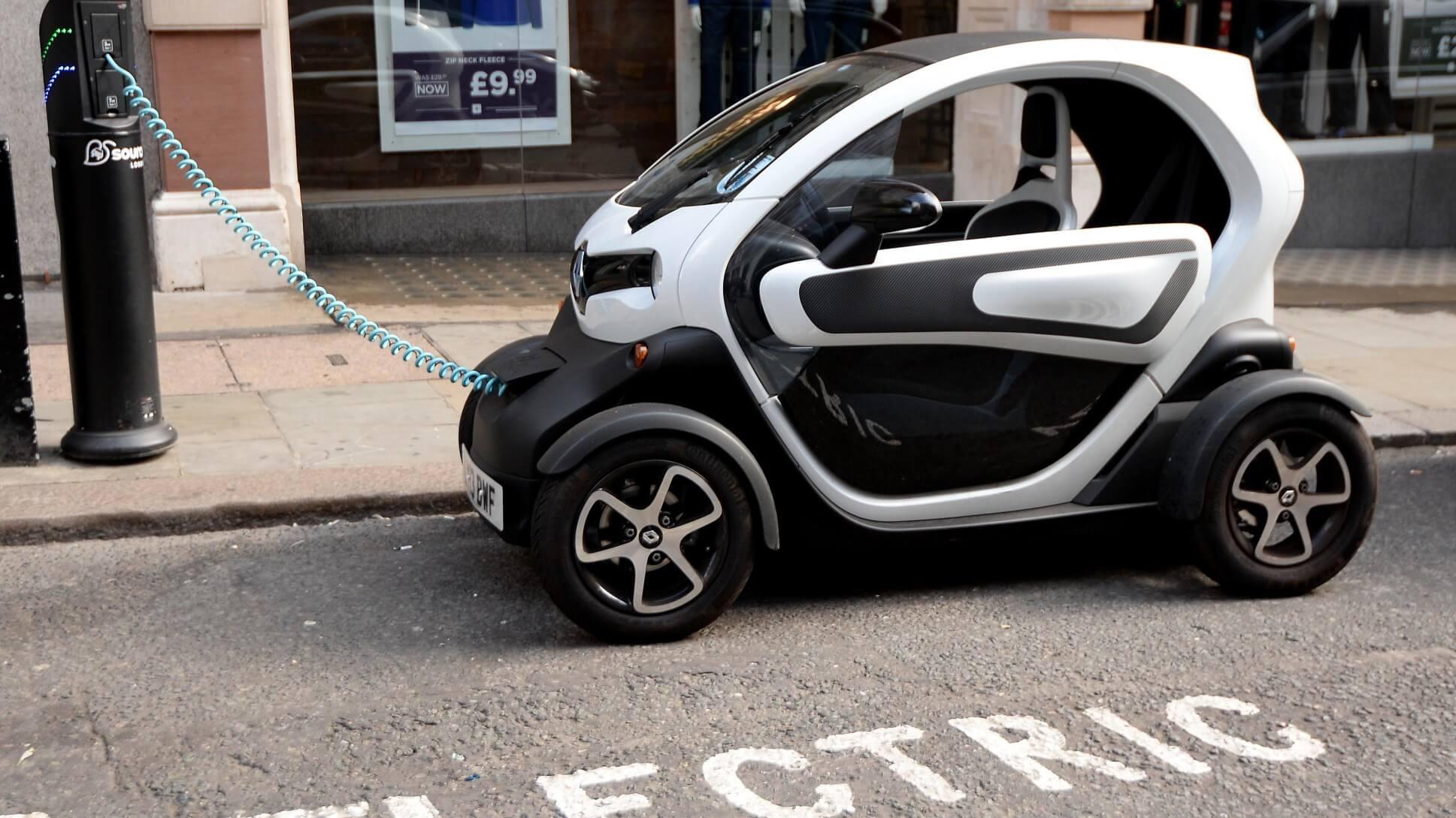 auto elettrica minicar