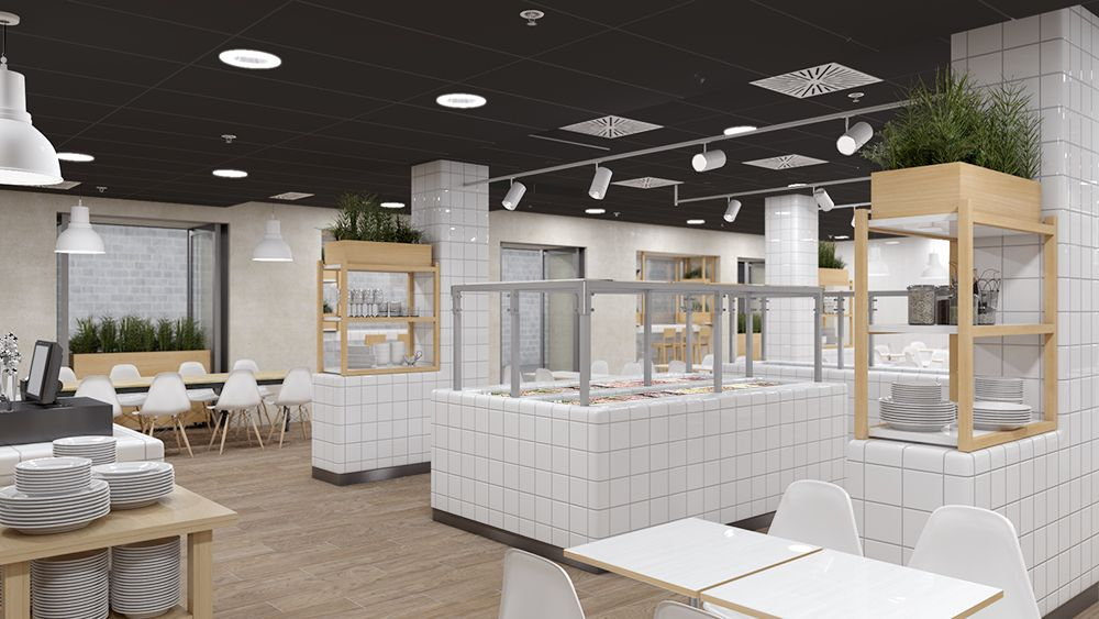 ristrutturazione ampliamento ristorante