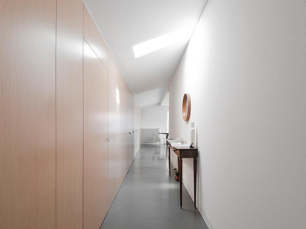 illuminazione led corridoio