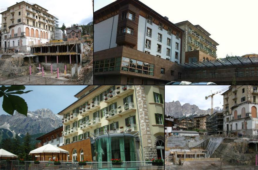 hotel ristrutturazione iva