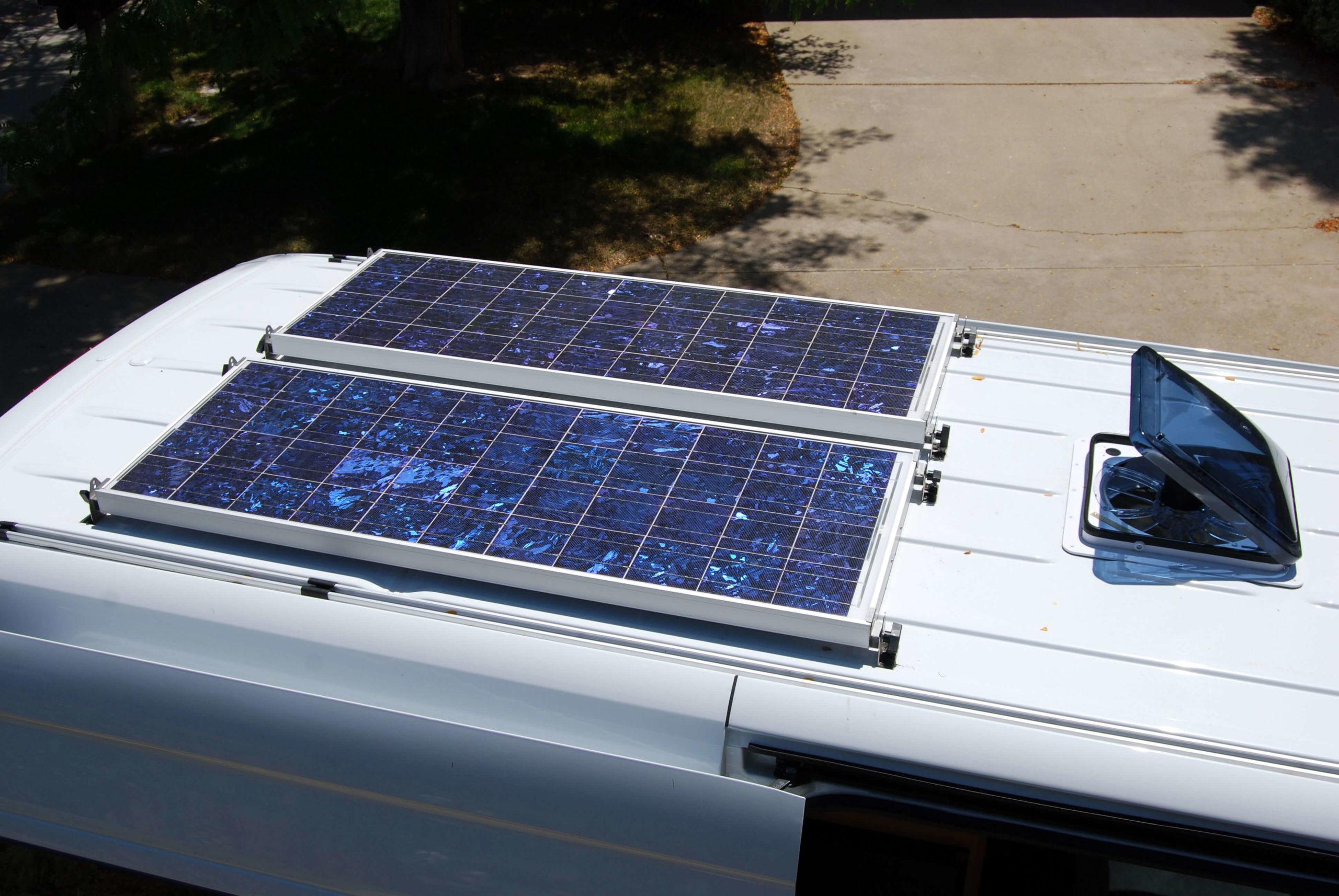 Pannelli solari per camper: quale scegliere?