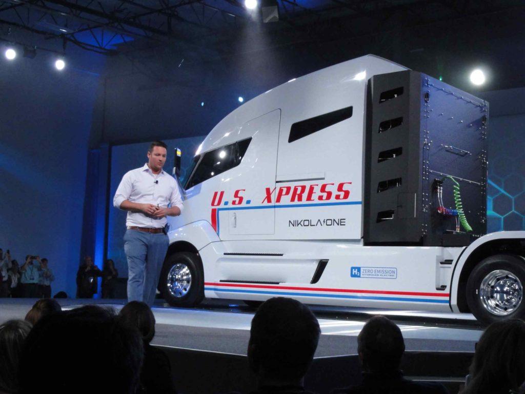 nicola one truck