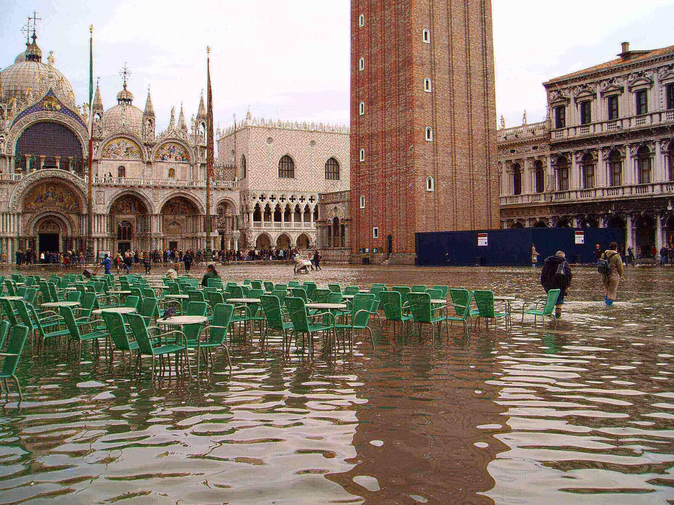 Acqua alta a Venezia: esiste una soluzione definitiva al problema?
