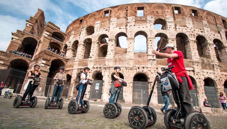 Ecco come Muoversi a Roma in maniera ecologica