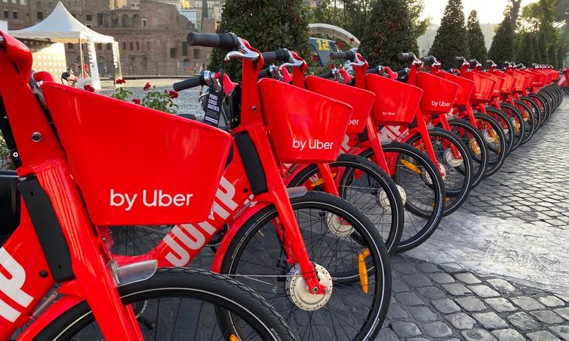 taxi bike a roma